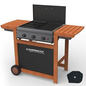 Barbecue Gaz Grill Et Plancha Achat Vente Barbecue Gaz