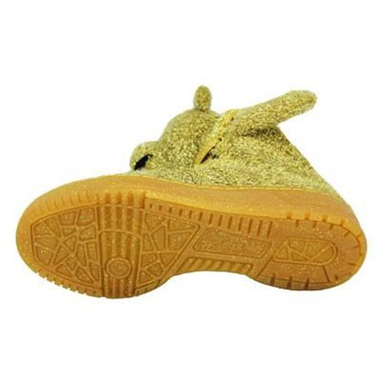 Adidas JS BEAR Chaussures Mode Sneakers Homme Or J