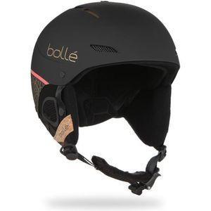 CASQUE SKI - SNOWBOARD BOLLE Casque de ski Juliet - Femme - Noir et rose