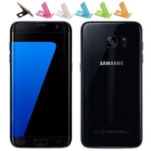 SMARTPHONE (Noir) 5.5'' Pour Samsung Galaxy S7 Edge G935F 32G