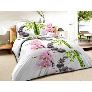 drap orchidee achat vente drap orchidee pas cher. Black Bedroom Furniture Sets. Home Design Ideas