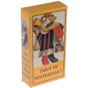 CARTES DE JEU Tarot de Nostradamus - Jeu de 78 cartes