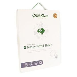 pour lit Stokke The Little Green Sheep Prot/ège-matelas imperm/éable