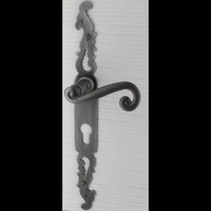 TRINGLE A RIDEAU Support de tringle à rideaux ᴓ 20mm pour coffre vo
