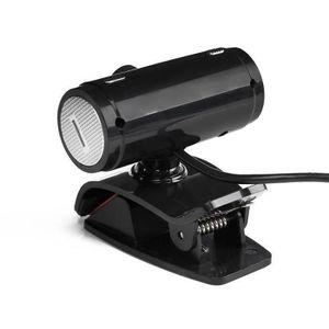 WEBCAM Caméra web caméra webcam 4 LED USB 2.0 HD avec mic