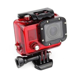 boitier gopro hero 3 achat vente pas cher soldes. Black Bedroom Furniture Sets. Home Design Ideas
