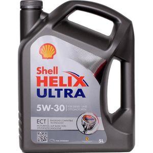 HUILE MOTEUR SHELL Helix Ultra ECT 5W30 5L