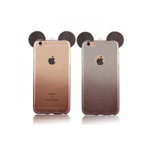 Coque iphone 6s oreille mickey