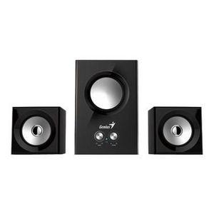 HAUT-PARLEUR - MICRO GENIUS Haut parleurs HP SP HF 160 - USB - 12 Watts