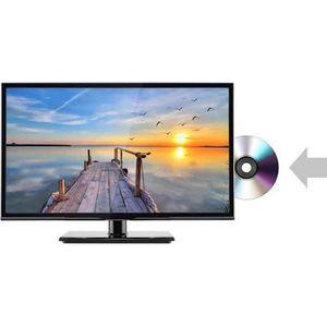 Téléviseur LED HKC 24C2NBD - Lecteur DVD Full HD TV