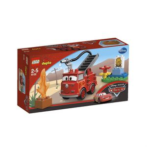 ASSEMBLAGE CONSTRUCTION Lego Duplo Cars Red