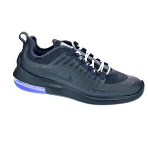reputable site 221ef a3f7e ESPADRILLE Baskets basses - Nike Air Max Axis Homme Noir