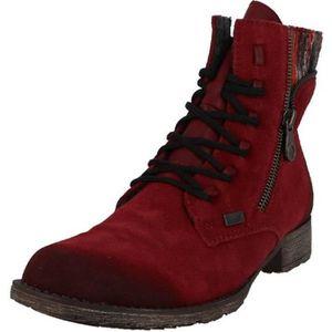 bottines boots 70840 70840 femme rieker lF1JKTc