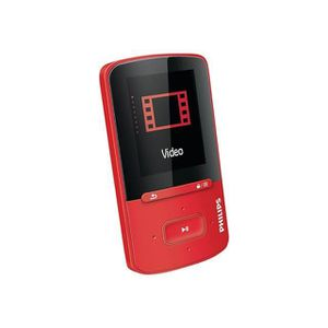 LECTEUR MP4 Philips gogear vibe baladeur mp4 avec technolog…