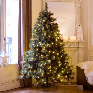 sapin de noel 240 cm achat vente sapin de noel 240 cm. Black Bedroom Furniture Sets. Home Design Ideas