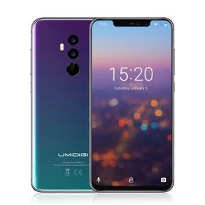 SMARTPHONE UMIDIGI Z2 Twilight 4Go + 64Go 4G Smartphone 6.2''