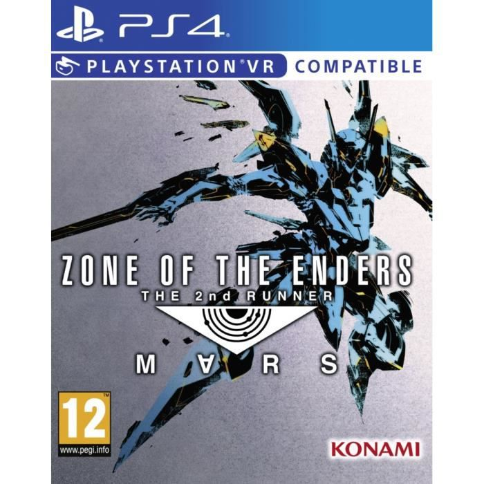 JEU PS4 Zone of The Enders - The 2nd Runner: Mars Jeu PS4