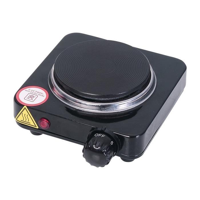 Ardes TIKAPPA AR1F18 Plaque chauffante électrique 500 Watt noir