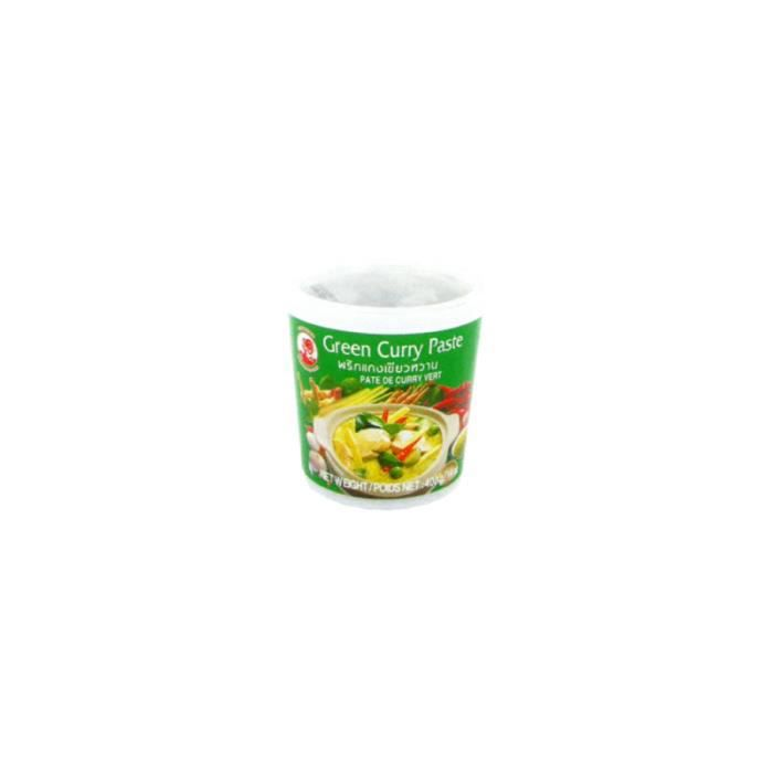 Pâte de curry vert 400g