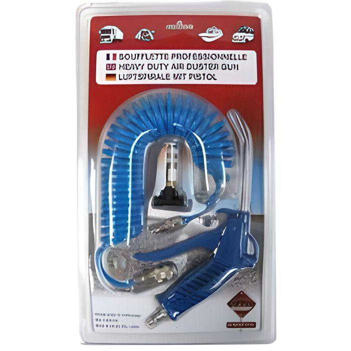 Pistolet Soufflette Professionnelle Bleu 10kg/cm²