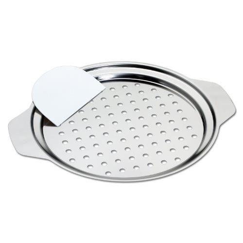Ustensile à spätzle adaptable à des plats de diamètre 24 à 28 cm 9390-25
