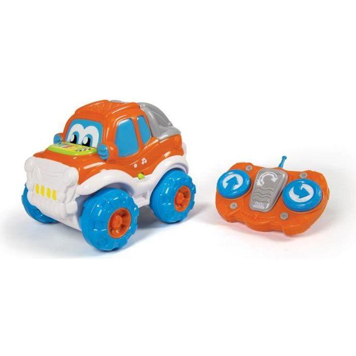 CLEMENTONI Baby - Théo, l'auto culbuto - Jeu d'éveil RC