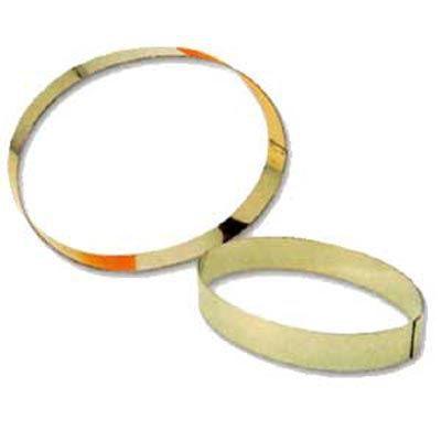 Cercle Ovale à mousse, T : 160