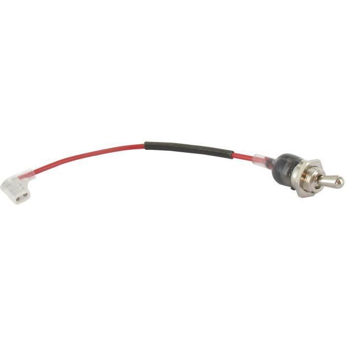 Contacteur électrique marche/arrêt pour ECHO modèles CS-390ESX, CS-452ESX, CS-500ES, CS-501SX, CS-501SXH - SHINDAIWA modèles 390SX,