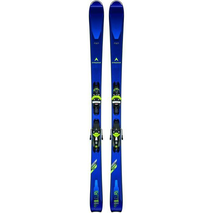 Pack Ski Dynastar Speed Zone 4x4 82 + Fixations Nx12 K.gw Bl Bleu Homme