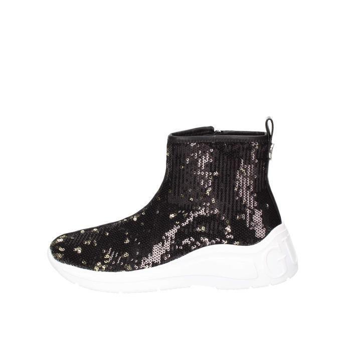 Guess FL8SIRSAT12 chaussures de tennis Femme Noir