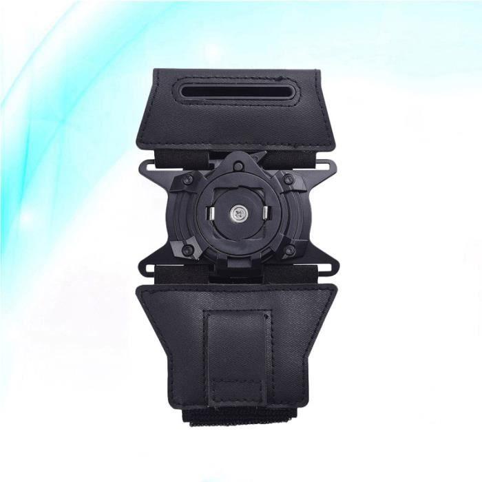 Universal Outdoor Sports Arm Bag Portable Running Phone Storage Practical Gym Fitness (Black) SAC DE SPORT