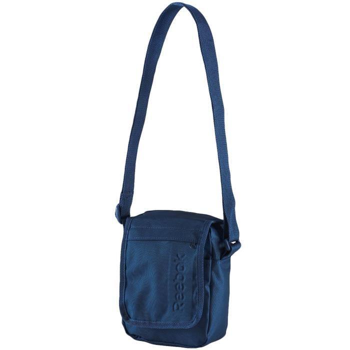 Reebok U City Bag - Sac de sport, couleur Bleu, taille unique