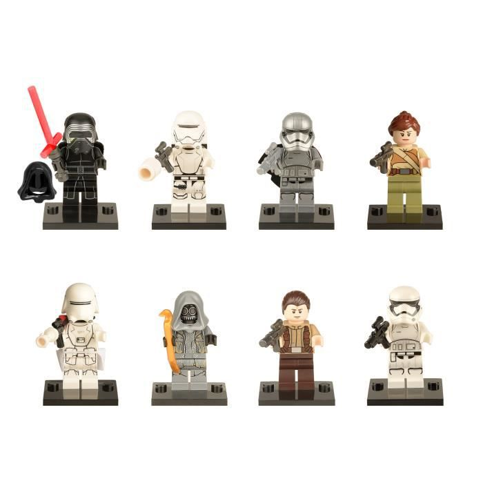 figurine star wars compatible lego