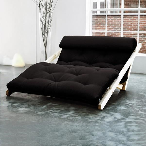 Design meridienne futon caen 22 meridienne convertible conforama meridi - Meridienne deux places ...