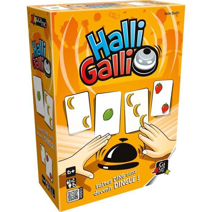 RE-galli Extreme Action jeu pour 2-6 joueurs à partir de 8 ans neuf et neuf dans sa boîte