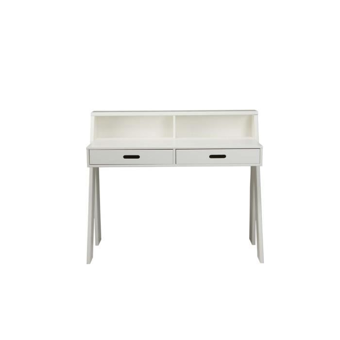 miliboo bureau enfant en pin blanc malo achat vente bureau malo bureau soldes d t. Black Bedroom Furniture Sets. Home Design Ideas