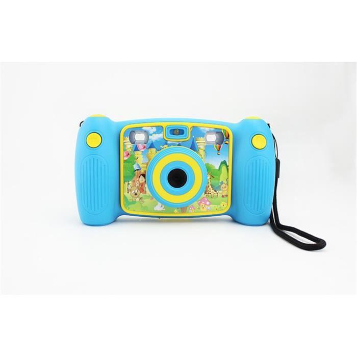 APPAREIL PHOTO ENFANT Kids Caméra Dual Selfie Caméra 1080P HD Enregistre