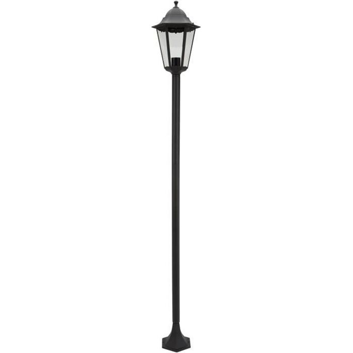LAMPE DE JARDIN  SMARTWARES Lampadaire extérieure Classico solo CLA