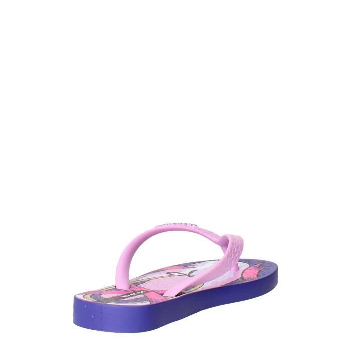 Ipanema Tongs Fille Fuchsia, 29/0