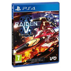 JEU PS4 Raiden V: Director's Cut Jeu PS4