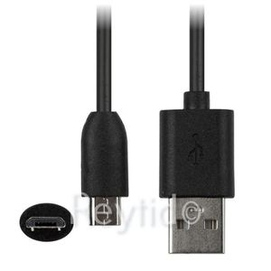 CÂBLE D'ALIMENTATION Câble de chargement Bose SoundLink enceinte sans f