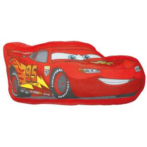 COUSSIN DISNEY - Cars: Flash McQueen - Coussin forme 3D -