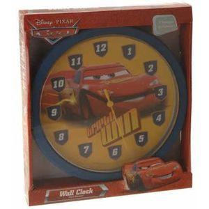 HORLOGE - PENDULE Horloge pour enfant Cars de Disney diametre 25 cm