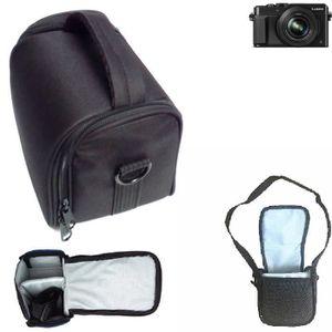 COQUE - HOUSSE - ÉTUI Pour Panasonic Lumix DMC-LX100: Sac d'épaule - Sac