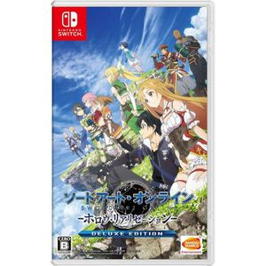 JEU NINTENDO SWITCH Bandai Namco Games Sword Art Online Hollow Realiza