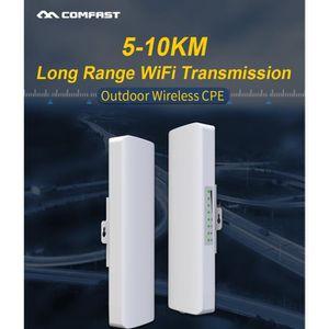 MODEM - ROUTEUR 2ps COMFAST haute puissance 5.8Ghz CPE sans fil AP