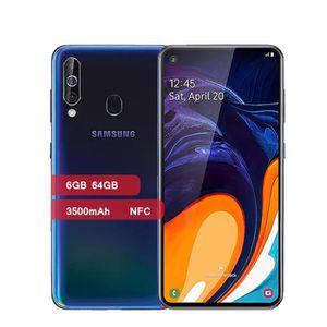 SMARTPHONE 2 x Samsung Galaxy A60 6 Go 64 Go Noir
