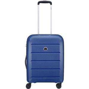VALISE - BAGAGE DELSEY PARIS - Valise cabine Bleu DELSEY BINALONG