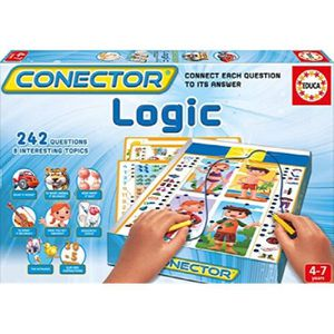 PARTITION EDUCA Connector Logic Game