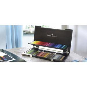 CRAYON DE COULEUR FABER-CASTELL Coffret de 120 Crayons de couleur Po